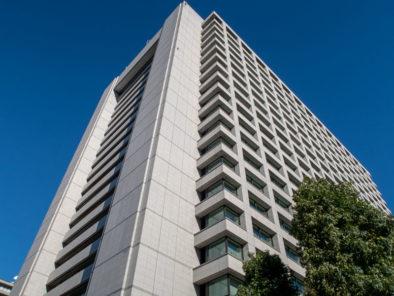 経済産業省のビルの外観